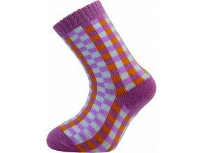 Dětské ponožky Novia 51N 5 párů v balení mix vzorů 1