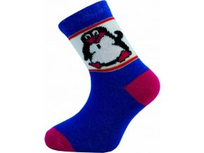 Dětské ponožky Novia 58S  5 párů v balení mix vzorů zvířátka 1