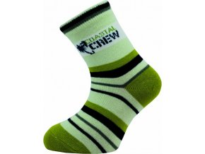 Dětské ponožky Novia 134N  5 párů v balení mix vzorů 1