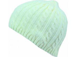 dámská čepice Novia N004 bílá