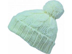 dámská čepice Novia N005 bílá