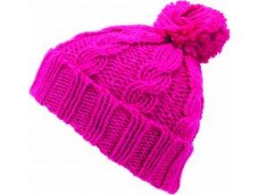 dámská čepice Novia N005 růžová