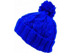 dámská čepice Novia N005 modrá