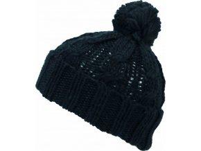 dámská čepice Novia N005 černá