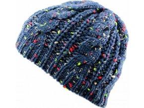 dámská čepice Novia N006 modrá