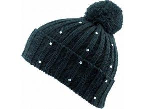 dámská čepice Novia N007 černá