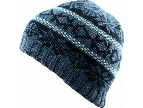 Pánská čepice Novia N008 světle modrá