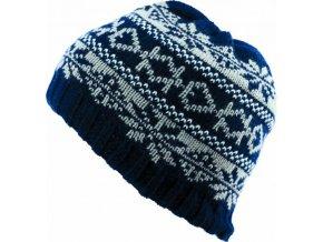 Pánská čepice Novia N008 tmavě modrá