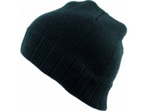Pánská čepice Novia N009 černá