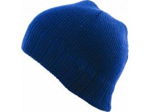 Pánská čepice Novia N009 modrá