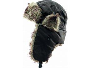 Pánská čepice Novia N016 šedá