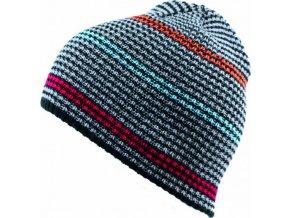 Pánská čepice Novia N021 šedá