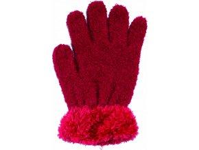 Dámské Rukavice Novia N029 červené