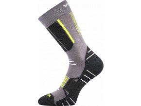 Sportovní Ponožky VoXX Avion světle šedá