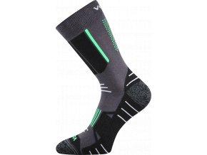Sportovní Ponožky VoXX Avion tmavě šedá