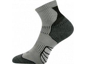 Sportovní Ponožky VoXX Falco šedá
