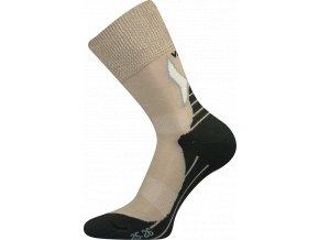 Sportovní Ponožky VoXX Solution béžová