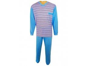 Pánské Pyžamo Dlouhé FOLTÝN PD 125