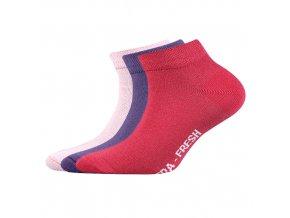 Dětské ponožky 3 kusy v balení VoXX Čeněk mix A