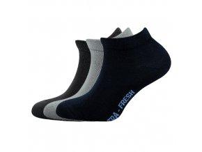 Dětské ponožky 3 kusy v balení VoXX Čeněk mix B