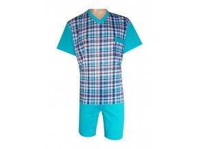 Pánské Pyžamo Krátké FOLTÝN PK 154