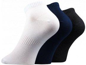 Sportovní Ponožky 3 kusy v balení VoXX Baddy Mix B
