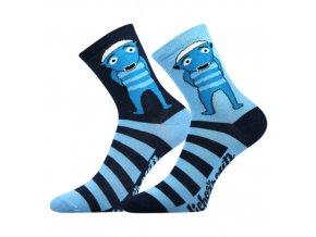 Dětské ponožky VoXX licenční Lichožrouti Hliník Hihlik