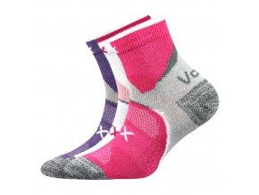 Dětské ponožky 3 kusy v balení VoXX Maxterik mix vzorů B