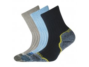 Dětské ponožky 3 kusy v balení VoXX Frodo chlapecké