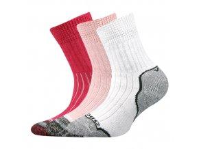 Dětské ponožky 3 kusy v balení VoXX Frodo dívčí
