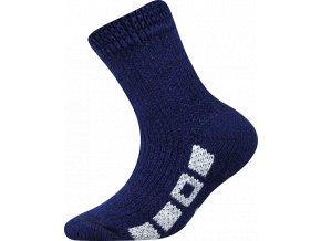 Dětské ponožky na spaní  Boma tmavě modrá