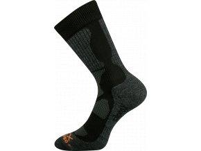 Sportovní ponožky VooX Etrex černá