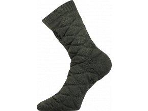 Sportovní Ponožky VoXX Force tmavě zelená