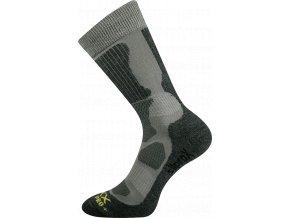 Sportovní ponožky VooX Etrex světle šedá