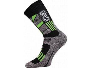 Sportovní Ponožky VoXX Traction Zelená