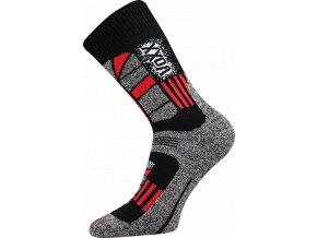 Sportovní Ponožky VoXX Traction Červená