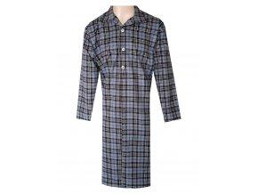 Pánská Noční Košile Flanel FOLTÝN NKF061