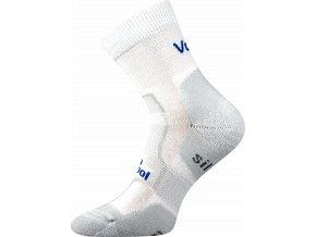 Sportovní ponožky VooX Granit bílá