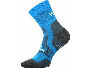 Sportovní ponožky VooX Granit modrá
