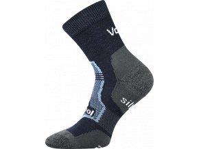 Sportovní ponožky VooX Granit tmavě modrá