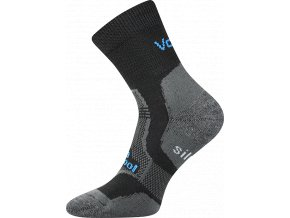 Sportovní ponožky VooX Granit černá