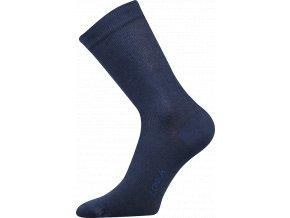 Zdravotní ponožky Lonka KOOPER tmavě modrá