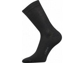 Zdravotní ponožky Lonka KOOPER černá