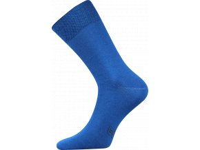 Společenské Ponožky Lonka Decolor modrá