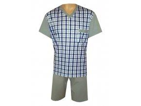 Pánské Pyžamo Krátké FOLTÝN PK 158