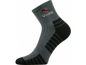 Ponožky VoXX Bello tmavě šedá