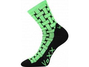 Sportovní Ponožky VoXX Jeff zelená