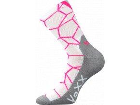 Sportovní Ponožky VoXX Jerry bílá