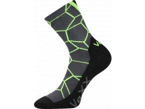 Sportovní Ponožky VoXX Jerry tmavě šedá