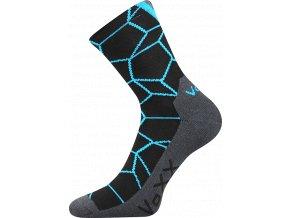 Sportovní Ponožky VoXX Jerry černá